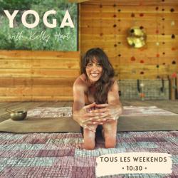 Day off à la Casa : yoga, déjeuner & détente