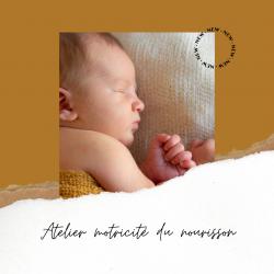 Atelier motricité du bébé