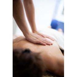 À DOMICILE - Massage 60 minutes