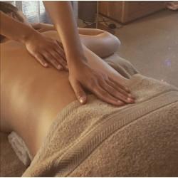 Massage relaxant 1h, à votre domicile (Villeneuve Loubet +20km)