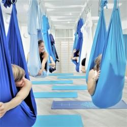 Yoga Aérien, A Casa Fit Nice Centre, semi-collectif, tous niveaux, 1h00