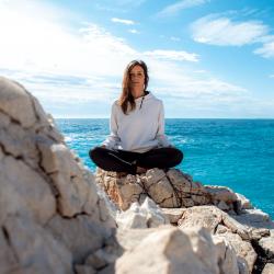 Méditation, cours individuel, en ligne 1h