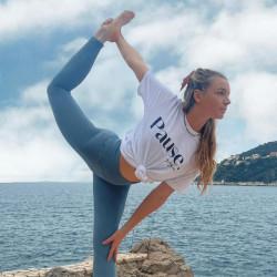 Yoga Vinyasa, Cours collectif en extérieur, 1h, La Réserve