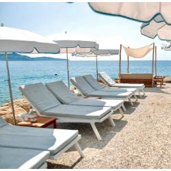 Yoga Vinyasa & Pause détente, Tous niveaux, 9h, tous les dimanches, Plage les Canailles à Nice