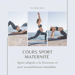 Cours sport maternité pour les futures et jeunes mamans