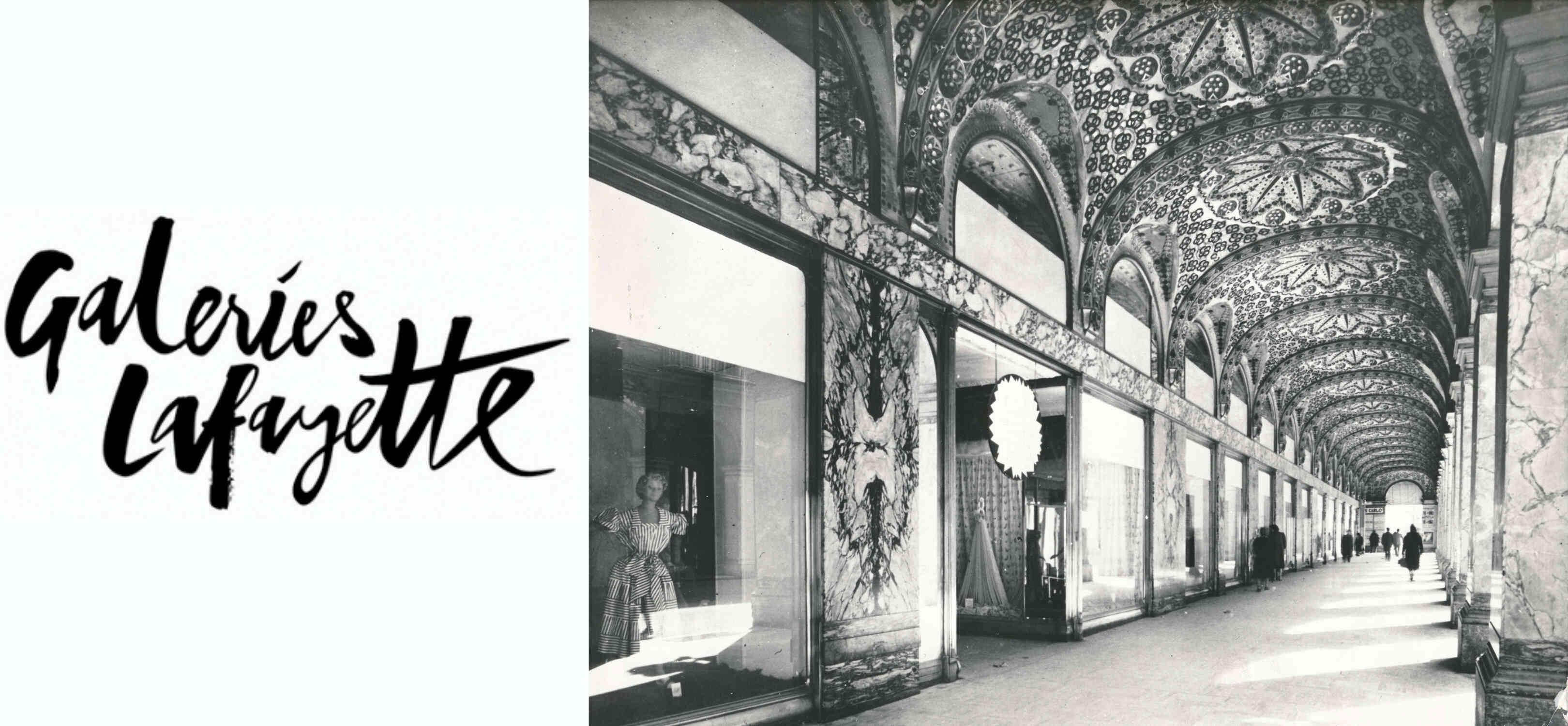 Galeries Lafayette Nice Massena Façade