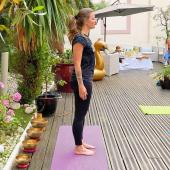 Il n'est pas trop tard 🤩 Il reste quelques places pour demain 🍀  Retrouvez Karene @karenehappyyogi pour un cours de Yoga 🧘🏼♀️ dans un cocon de verdure 🌴 en plein coeur de Nice ce samedi matin, le 5 juin à 10h à l'hôtel Beau Rivage ⭐️⭐️⭐️⭐️   Le temps sera avec nous ☀️   Au programme, 1h de pratique, de la détente, du lâcher-prise & une pause healthy 🌱avec la dégustation d'un brunch healthy élaboré par Marine Calo, Naturopathe partenaire de l'hôtel, après le cours sous les palmiers 🌴du patio de l'hôtel.  @marine_calo   📍Lieu = Hôtel Beau Rivage au 22 rue Saint François de Paule à Nice (à côté de l'Esplanade Georges Pompidou) 👍Prix = 25 € 👆Réservation = site de Cozette lien dans la bio   #pilates #pilatesnice #pilatesbeaurivage #eventpilates #semusclerendouceur #goodvibes #patio #hotelnicebeaurivage
