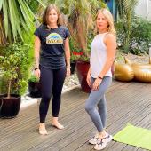 Ce matin a marqué le lancement des matinées bien-être de l'hôtel Beau Rivage ⭐️⭐️⭐️⭐️ Je suis ravie de pouvoir vous dévoiler cette si belle collaboration 🤩  A cette occasion: - tous les jeudis de juin retrouvez Aniela Sidei pour un cours de Pilates d'1 heure suivi d'un jus healthy prix 20€ 🌱 - Tous les samedis retrouvez Karene Liautaud pour un cours de Yoga d'1 heure suivi d'un brunch healthy prix 25€ 🌱  Pour découvrir Karene & Aniela swipez vers la gauche 👈 @karenehappyyogi  @anielasidei   Toutes les pauses healthy 🌿 sont réalisées par hôtel et conçues grâce aux précieux conseils de Marine Calo Naturopathe à Nice @marine_calo   Les cours auront lieu au sein du patio de l'hôtel, un petit cocon de verdure en plein coeur de Nice 💙  Infos et résa sur le site de Cozette, lien dans la bio ☝️  🙏🏻 Merci à l'hôtel, Ingrid & à Mickael pour l'organisation de cette belle matinée de lancement 🚀  @hotelnicebeaurivage  @agence_afterfive   🙏🏻 à la présence de: 🌟Julie @mapetitebrioche  🌟Anne @whataboutnice  🌟Céline @journaldunenicoise  🌟Noé Foot @noe_foot  🌟Ryan @airkhaofficial  🌟Léa Niçoise @lea.nicoise  🌟Aurélie Les Notes Dorées @lesnotesdorees   #hotelbeaurivage #hotelnice #hotelnice4etoiles #hotelbienetre #eventbienetre #ventyoga #eventpilates #sesentirbien #goodmood
