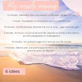 🌟 Morning miracle 🌟  Et vous que faites vous pour illuminer vos débuts de journée 🌟 Avez-vous adopté une routine bien-être 🌿  #morningroutine #morningvibes #morningfeelgoodtip #mieuxetre #mieuxêtreauquotidien #selflove